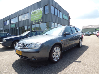 Ford-Mondeo